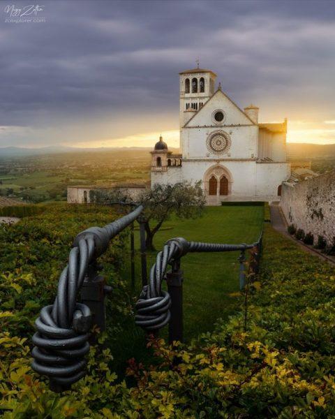 Assisi, Olaszország